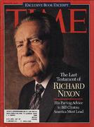 Time Magazine May 2, 1994 Magazine