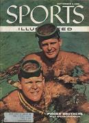 Sports Illustrated September 5, 1955 Magazine