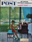 The Saturday Evening Post June 11, 1960 Magazine
