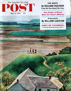 The Saturday Evening Post May 4, 1957 Magazine