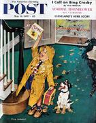 The Saturday Evening Post May 11, 1957 Magazine