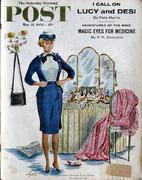 The Saturday Evening Post May 31, 1958 Magazine