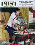 The Saturday Evening Post December 19, 1959 Magazine