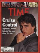 Time Magazine December 25, 1989 Magazine