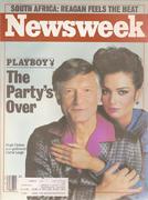 Newsweek Magazine August 4, 1986 Vintage Magazine