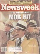 Newsweek Magazine June 22, 1987 Magazine