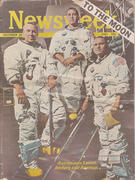 Newsweek Magazine December 30, 1968 Magazine