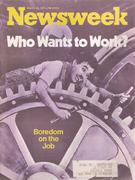 Newsweek Magazine March 26, 1973 Magazine