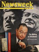 Newsweek Magazine July 12, 1965 Magazine
