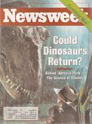 Newsweek Magazine June 14, 1993 Magazine