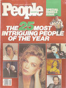 People Magazine December 25, 1989 Magazine