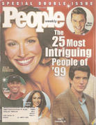 People Magazine December 31, 1999 Magazine