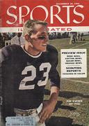 Sports Illustrated December 26, 1955 Magazine