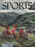 Sports Illustrated July 25, 1955 Magazine