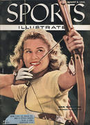 Sports Illustrated August 8, 1955 Magazine