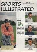 Sports Illustrated June 8, 1959 Magazine