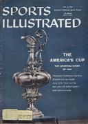 Sports Illustrated May 12, 1958 Magazine