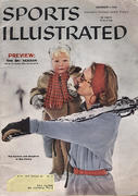 Sports Illustrated December 1, 1958 Magazine