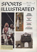 Sports Illustrated March 24, 1958 Magazine