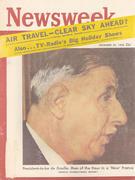 Newsweek Magazine December 22, 1958 Magazine