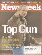 Newsweek Magazine November 18, 2002 Magazine
