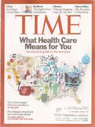 Time Magazine April 5, 2010 Magazine