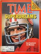 Time Magazine January 25, 1982 Magazine