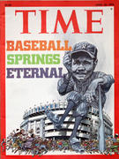 Time Magazine April 26, 1976 Magazine