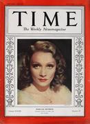 Time Magazine November 30, 1936 Vintage Magazine