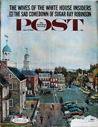The Saturday Evening Post March 17, 1962 Magazine