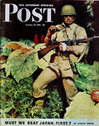 The Saturday Evening Post October 24, 1942 Magazine