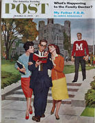 The Saturday Evening Post October 17, 1959 Magazine