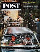 The Saturday Evening Post September 19, 1964 Magazine