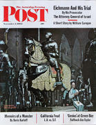 The Saturday Evening Post November 3, 1962 Magazine
