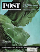 The Saturday Evening Post March 28, 1964 Magazine