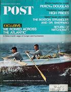 The Saturday Evening Post November 5, 1966 Magazine