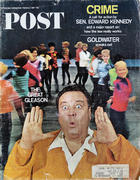 The Saturday Evening Post February 11, 1967 Magazine