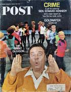 The Saturday Evening Post February 11, 1967 Magazine