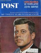 The Saturday Evening Post August 14, 1965 Magazine