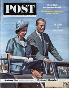 The Saturday Evening Post April 27, 1963 Magazine