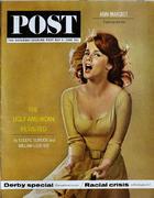 The Saturday Evening Post May 4, 1963 Magazine