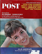 The Saturday Evening Post January 29, 1966 Magazine