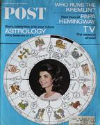 The Saturday Evening Post March 26, 1966 Magazine