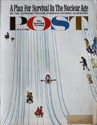 The Saturday Evening Post February 3, 1962 Magazine