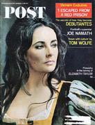 The Saturday Evening Post December 3, 1966 Magazine
