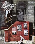 The Saturday Evening Post August 10, 1968 Magazine