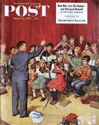 The Saturday Evening Post March 22, 1952 Magazine