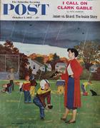 The Saturday Evening Post October 5, 1957 Magazine