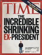 Time Magazine February 26, 2001 Magazine