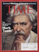 Time Magazine July 14, 2008 Magazine